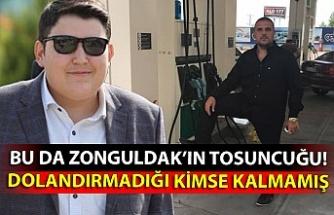 Zonguldak'ın tosuncuğu! Dolandırmadığı kimse kalmamış…