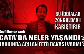 Bu iddialar Zonguldak'ı karıştırır