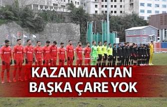 KAZANMAKTAN BAŞKA ÇARE YOK!