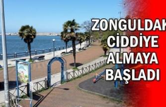 Zonguldak ciddiye almaya başladı