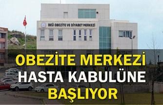 Bülent Ecevit Üniversitesi Obezite ve Diyabet Uygulama ve Araştırma Merkezi kendi binasında hasta kabulüne başlıyor...