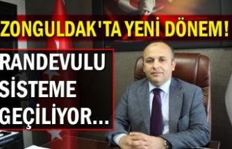 Zonguldak'ta yeni dönem! Randevulu sisteme geçiliyor...