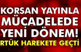 Korsan yayınla mücadelede yeni dönem RTÜK harekete geçti