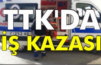 TTK'da iş kazası