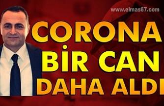 Corona bir can daha aldı