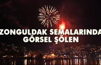 Zonguldak semalarında görsel şölen
