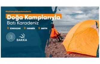 Çadır Kamp Alanlarının Tespiti Saha Çalışması Tamamlandı