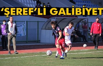 ŞEREF'Lİ GALİBİYET