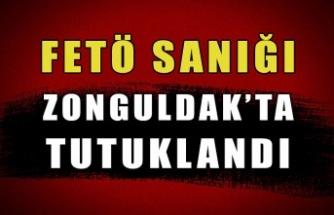 Fetö sanığı zonguldak' ta tutuklandı