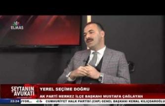 25 Mart 2019 Şeytanın Avukatı Mustafa Çağlayan Bölüm 1