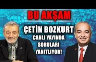 28 Mart 2019 Seçim 2019 Çetin Bozkurt