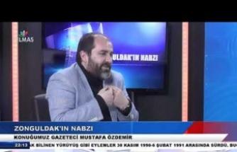 4 Ocak 2019 Zonguldakın Nabzı - Mustafa Özdemir Bölüm 2