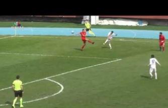 Zonguldak Kömürspor – BAKspor maçının özeti