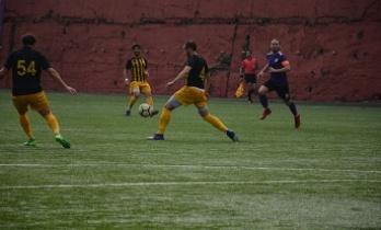 Ereğli Belediyespor, Sakarya deplasmanından 1 puanla döndü : 1-1