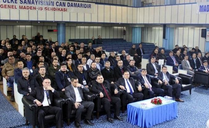 GMİS merkez servisleri şubesi genel kurulu yapıldı