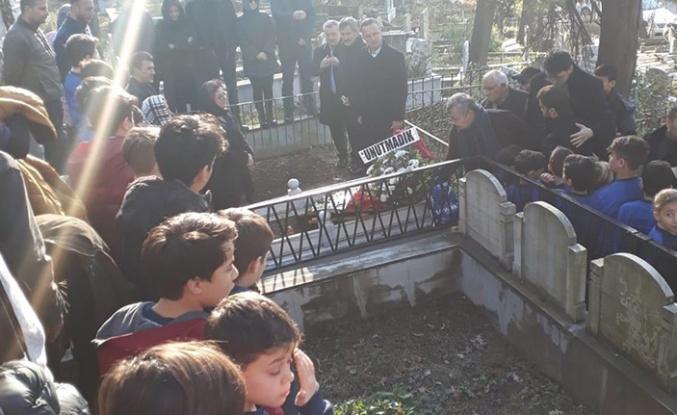 Muzaffer Badalıoğlu mezarı başında anıldı
