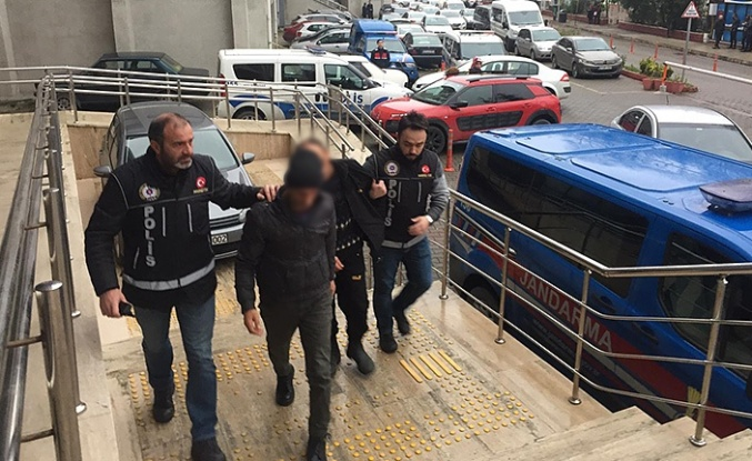 Uyuşturucu operasyonu: 2 kişi tutuklandı!