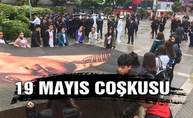 Zonguldak'ta 19 Mayıs coşkusu