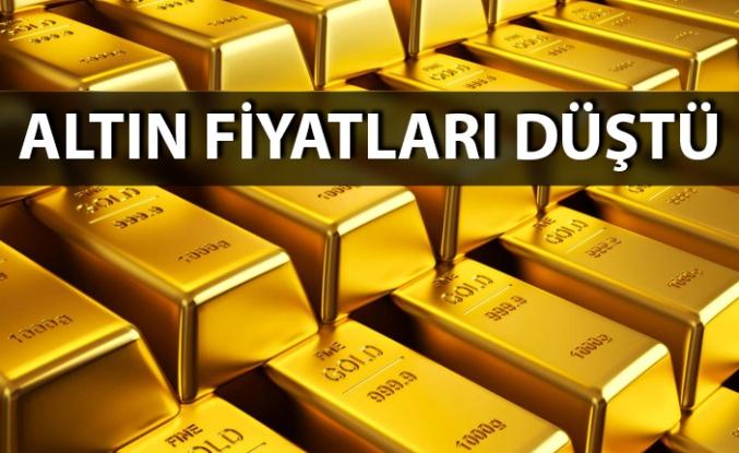 Altının kg fiyatı düşüşte