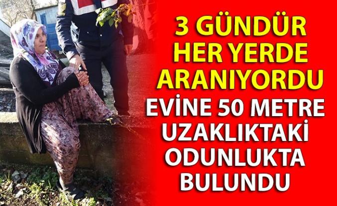 3 gündür her yerde aranıyordu… Evine 50 metre uzaklıkta bulundu