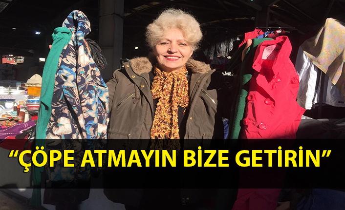 """""""ÇÖPE ATMAYIN BİZE GETİRİN"""""""