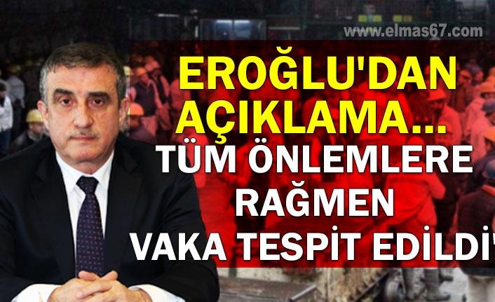 Eroğlu'dan açıklama... 'Tüm önlemlere rağmen vaka tespit edildi'