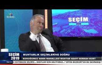 17 Mart 2019 Seçim 2019 Muhtar Adayı Serkan Kurt