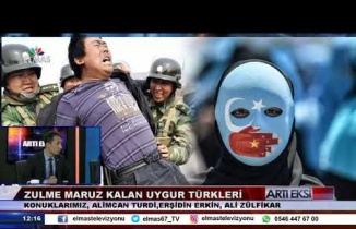 17 Ocak 2019 Artı Eksi Uygur Türkleri