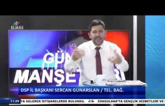 18 Şubat 2019 Günün Manşetleri Sercan Günarslan  / Tel. Bağ.