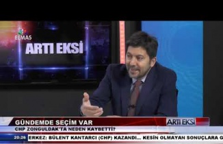 2 Nisan 2019 Artı Eksi Mustafa Özdemir