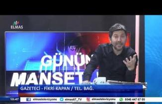 20 Aralık 2018 Günün Manşetleri GAZETECİ FİKRİ KAPAN TEL/BAĞ