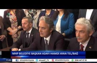 20 Aralık 2018 Günün Manşetleri HAMDİ AYAN TEL/BAĞ