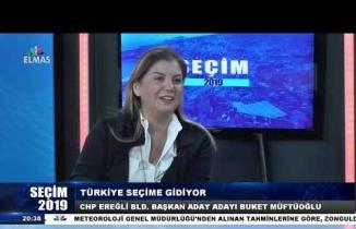 21 Ocak 2019 Seçim 2019 Buket Müftüoğlu