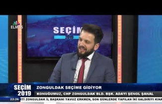 23 Mart 2019 Seçim 2019 Şenol Şanal Bölüm 1