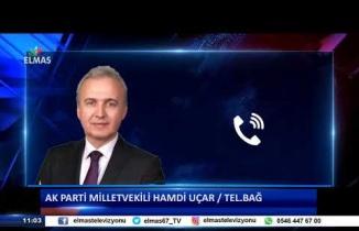25 Mart 2019 Günün Manşetleri Ak Parti Milletvekili Hamdi Uçar Tel.Bağ.