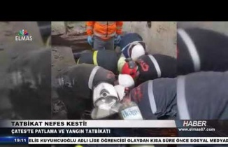 27 Kasım 2017 Elmas TV Ana Haber Bülteni
