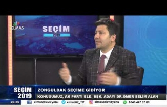 5 Mart 2019 Seçim 2019 Dr. Ömer Selim Alan