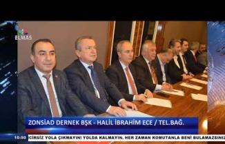 9 Ocak 2019 Günün Manşetleri - Halil İbrahim Ece / Tel.Bağ.