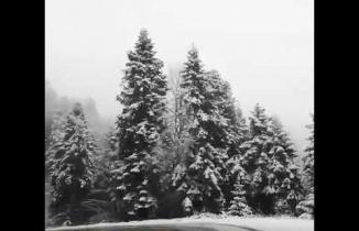 Ankara yolunda kar var!