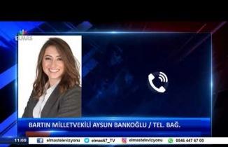 CHP Bartın Milletvekili Aysun Bankoğlu canlı yayında haykırdı!