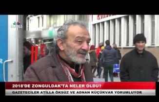 Elmas TV - 2018'de Zonguldak'ta neler oldu?