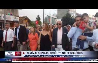 Festival sonrası Ereğli'yi neler bekliyor?