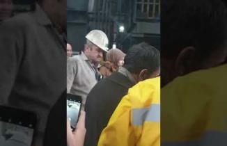 Maden ocağında göçük... 1 işçi yaralı!