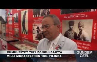 Özel Röportaj - Cumhuriyet Tırı