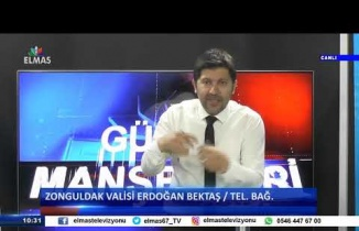 """Vali Bektaş'tan Zonguldak Havalimanı uyarısı: """"Hiç kimse zararına devam etmez"""""""