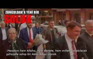 Zonguldak CHP Bld. Bşk. Aday Adayı Tahsin Erdem
