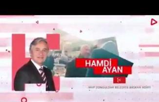 Zonguldak, Oyum Hamdi Ayan'a dedi